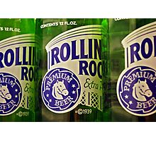 Rolling Rock: IV Photographic Print