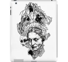 Old witch iPad Case/Skin
