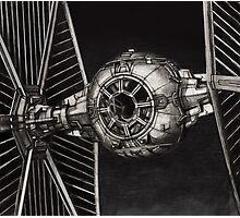 StarWars TIE Fighter Photographic Print