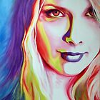 American Woman (24X36 Oil on Canvas) by TheArtistMario