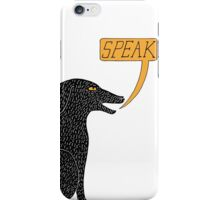 Big Dog in Charge iPhone Case/Skin