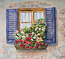 Italian Window by bevmorgan