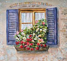 Italian Window by bevmorgan
