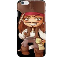 jack sparrow kid iPhone Case/Skin
