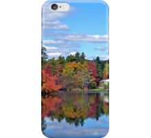 Reflections of Autumn iPhone Case/Skin