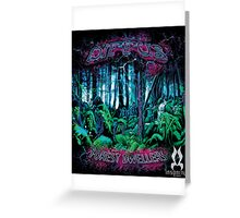 Diffus - Forest Dwellers EP Greeting Card