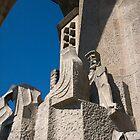 Sagrada Familia, Barcelona, Spain by Daniel Webb