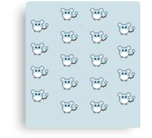 Pokemon Cute Marill  Canvas Print