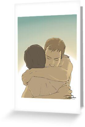 The hug by 2Herzen