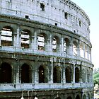 Colosseum Sideview, Rome, Italy by hojphotography