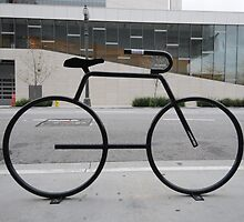 Bicycle Stand by kasim613