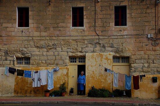 Laundry Day by RayFarrugia