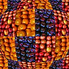 Fruity Duvet Cover by GolemAura