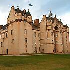 Fyvie Castle by Gordon Brebner