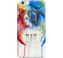 Give Me Love - Watercolor iPhone Case/Skin