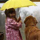 Sharing the Umbrella by Magnum1975