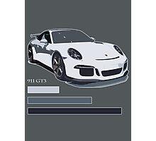 Porsche 911 GT3 Photographic Print