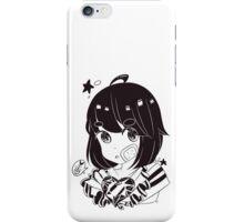 Magical Space Girl iPhone Case/Skin