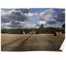 Lullingstone Castle Poster