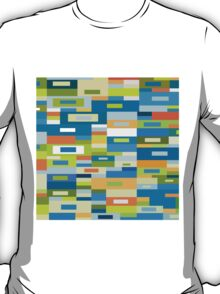 From One Square To Another T-Shirt