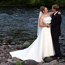 McKenzie River wedding by Matt Emrich