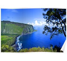 Blue Hawaii Poster