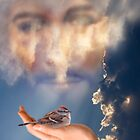 His eyes are on the sparrow and I know He&#x27;s watching over me by sunshine0