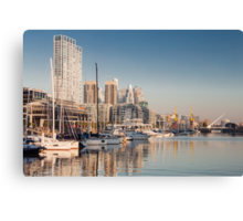 Puerto Madero - Buenos Aires (Argentine) Canvas Print