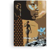 Angola Luanda beatch Canvas Print