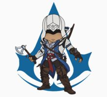 Connor Kenway Chibi: Assassin's Creed 3 T-Shirt
