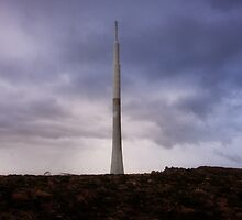 The Pinnacle: Mt Wellington, Tasmania by pmcphotography
