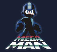Mega Man/ Rock Man T-Shirt