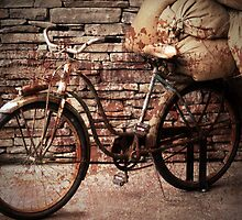 Antique Bicycle by Ryan Houston