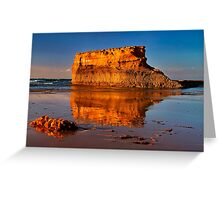"""""""Reflections at Little Rock"""" Greeting Card"""