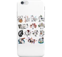 Okami brush gods iPhone Case/Skin