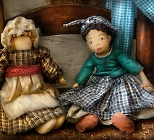 Dolls Americana by Mike  Savad