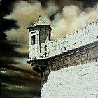 Il-Gardjola.  The Watch Tower by BRIMMER