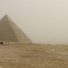 Pyramids by kjcasey