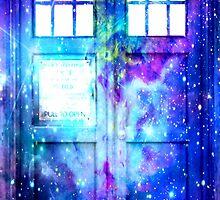 Blue Box by UniqueCase