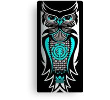 Skateboard Bird Canvas Print