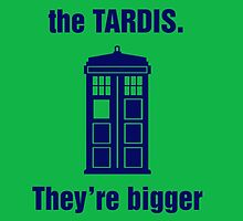 People are like the TARDIS by rlhansen