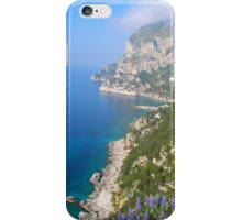 Coastline of Southern Italy iPhone Case/Skin