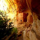 Towerhouse Ruin - Utah by Rick Schafer