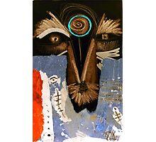 tribal 1 Photographic Print