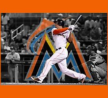 Giancarlo Stanton by ncudder99