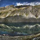 Dösener See by Manuel Wieczorek