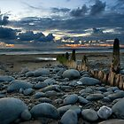Old groyne 2 by Robert Kendall