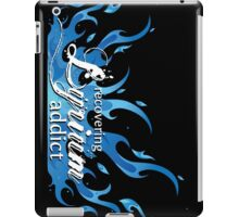Recovering Lyrium Addict iPad Case/Skin