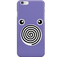 Poliwhirl Face iPhone Case/Skin