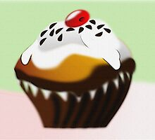 Cravings - Cup Cake by tandoor